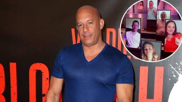 Vin Diesel Releases Debut Single Virtual Audience Awkwardly Dances