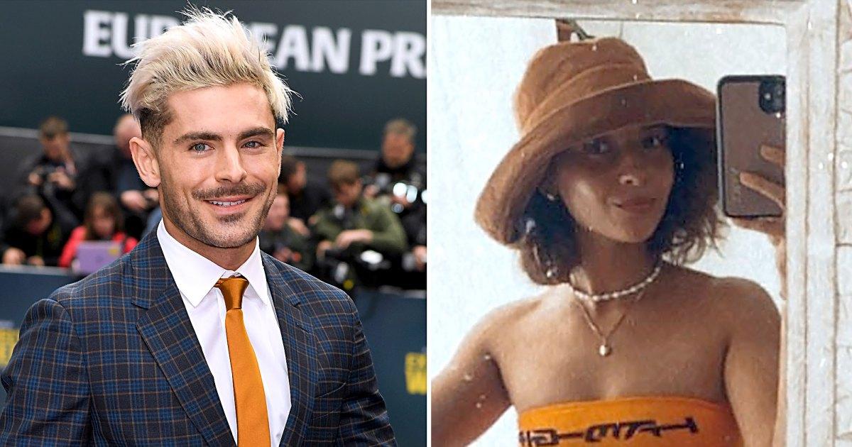 Zac Efron S Girlfriend Vanessa Valladares Has Calmed Him Down