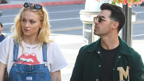 Sophie Turner Spotted for 1st Time Since Giving Birth to Daughter Willa With Joe Jonas