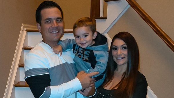 Jersey Shore's Deena Cortese Is Pregnant, Expecting 2nd Child With Husband Chris Buckner