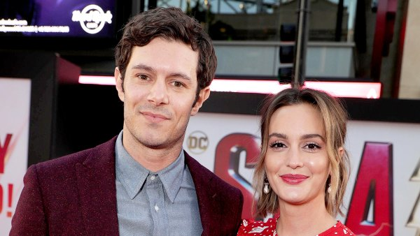 Adam Brody Says Quarantine Has Been Blissful With His and Leighton Meester 2 Kids