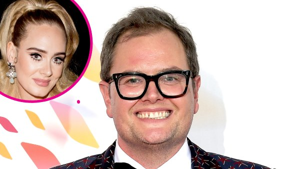 Adele BFF Alan Carr on Her Weight Loss She's Always Been Gorgeous p