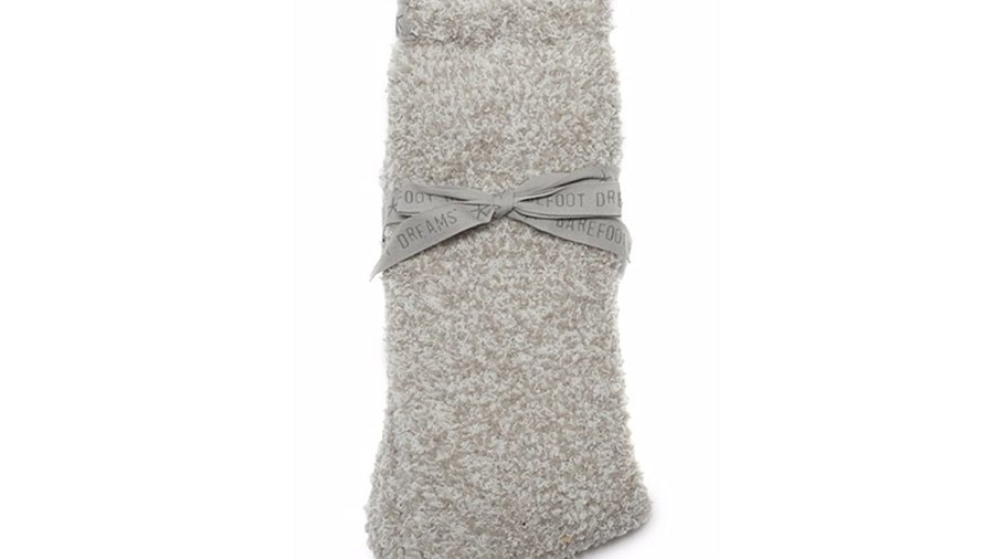 Barefoot Dreams The Cozychic Heathered Women's Socks