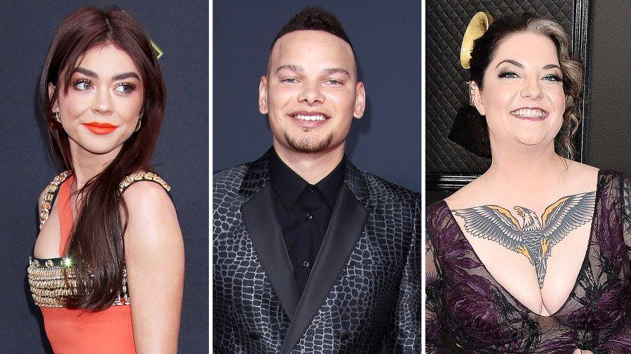 Sarah Hyland Kane Brown Ashley McBryde CMT Awards 2020 Complete List Nominees Winners