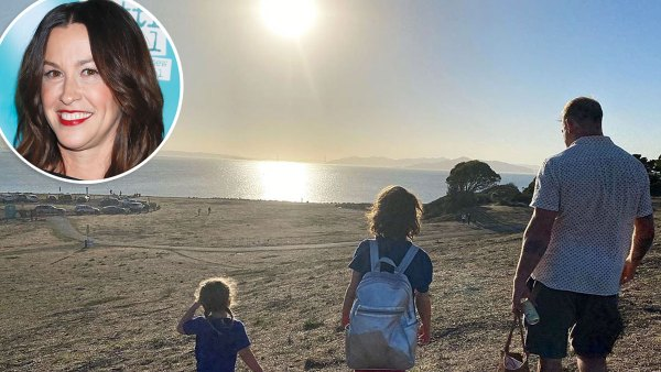 Alanis Morissette and More Celeb Families' Summer 2020 Beach Pics