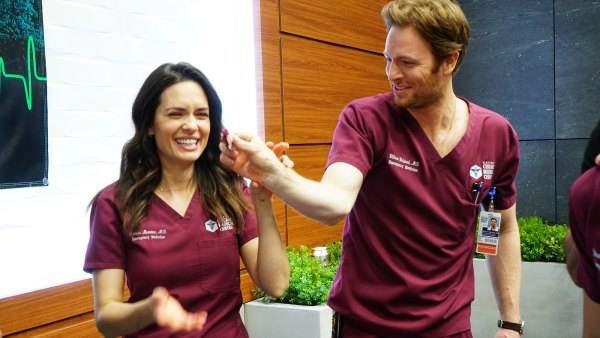 Chicago Med's Torrey DeVitto Admits She Still Holds a Candle for Manstead