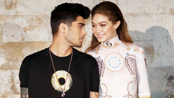 Gigi Hadid Zayn Malik Have Never Looked Happier After Becoming Parents