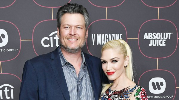 Gwen Stefani Is Engaged to Blake Shelton After 5 Years Together