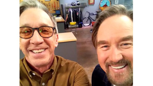 Home Improvement Costars Reunite Tim Allen