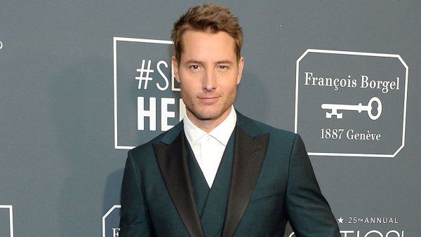 Justin Hartley Painful Arm Injury Cast During Quarantine
