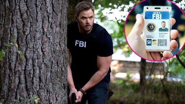 Kellan Lutz FBI Most Wanted Instagram ID Card Stars Resuming Filming Amid the Pandemic