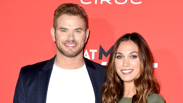 Kellan Lutz Wife Brittany Gonzales Gives Birth 1st Child Following Miscarriage