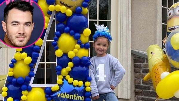 Kevin Jonas and More Celeb Parents Ring in Kids Birthdays in Quarantine