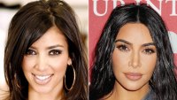 Kim K. Turns 40! See How Her Look Has Evolved Over the Years