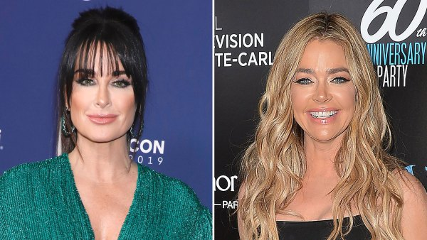 Kyle Richards Reveals Shes Been in Touch With Denise Richards After RHOBH Exit