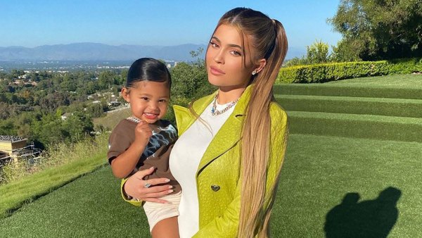Kylie Jenner: I'm Voting 'for My Daughter' Stormi