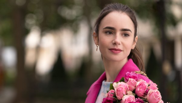 Silver Lining! Lily Collins Says 'Emily in Paris' Criticism Is a 'Gift'