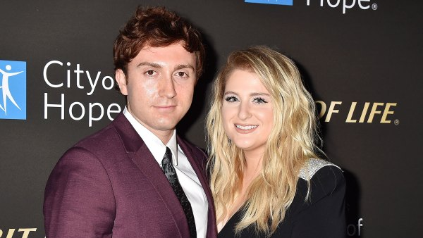 Daryl Sabara and Meghan Trainor attend the City Of Hope Spirit Of Life Gala Meghan Trainor Is Pregnant And Expecting First Child With Husband Daryl Sabara