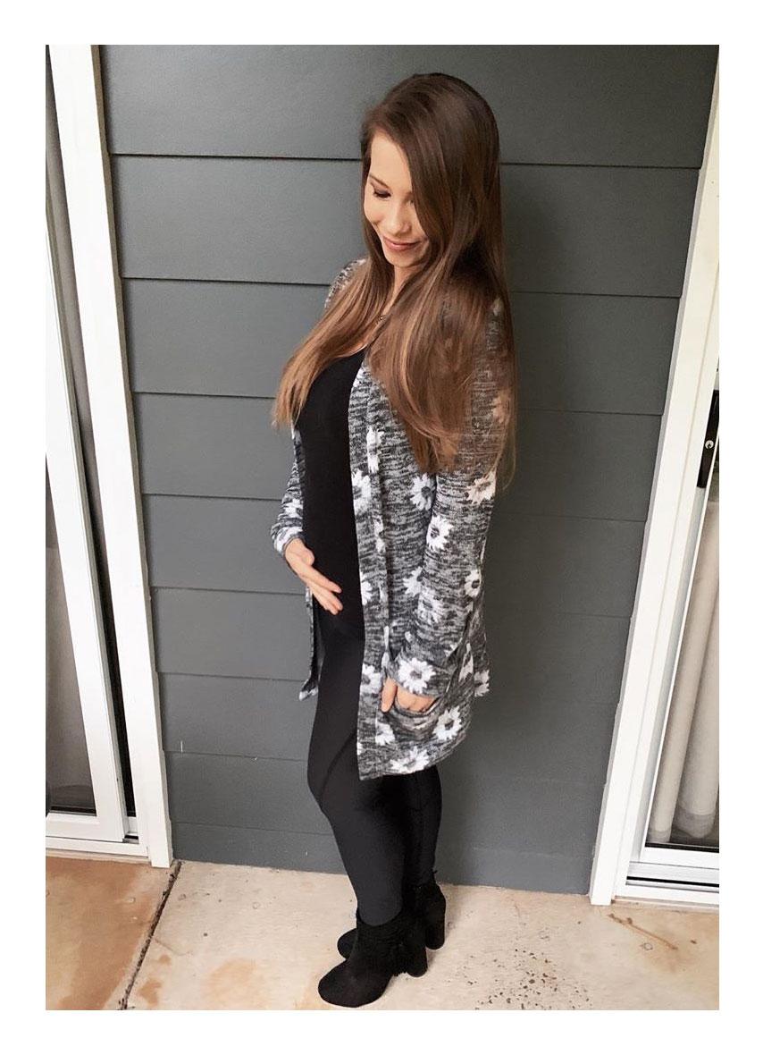 Pregnant Bindi Irwin Shows Baby Bump Progress: Pic