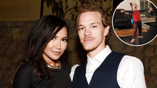 Ryan Dorsey Shares Videos of His and Naya Rivera Son Josey Dancing to Michael Jackson