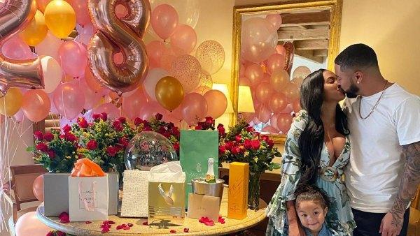 Teen Mom Cheyenne Floyd Is Back With Ex Zach Celebrates 28th Birthday