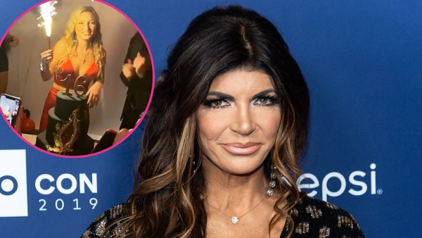 Teresa Giudice Slammed for No Face Masks at Daughter Gabriella's 16th Birthday Party