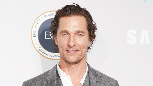 Matthew McConaughey in 2018 Things We Learned About Matthew McConaughey in His New Book Greenlights