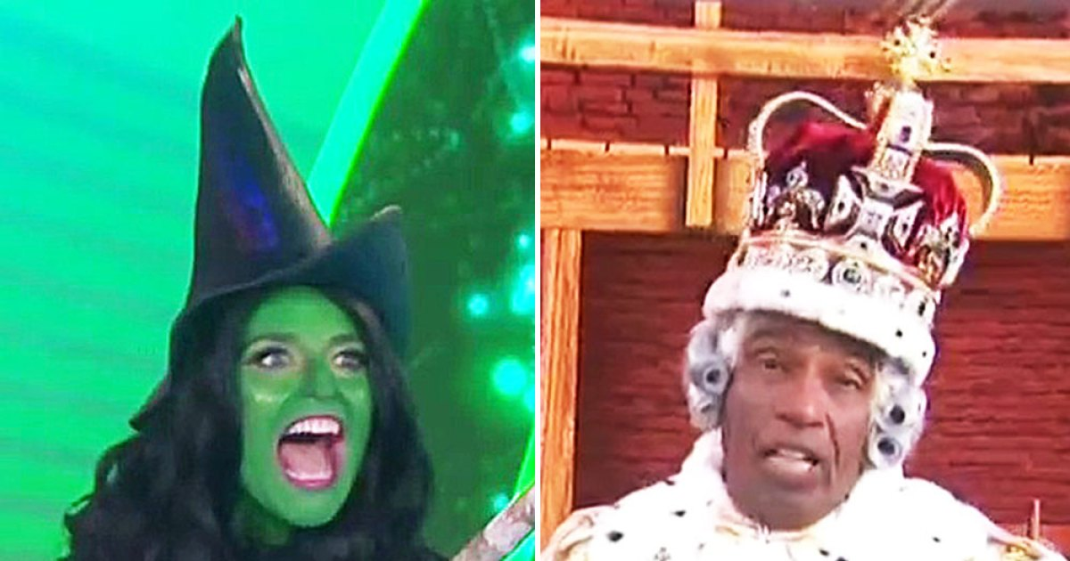 Broadway's Back! See the 'Today' Show Cohosts' 2020 Halloween Costumes
