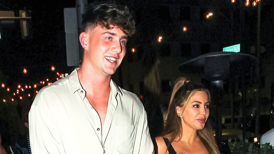 Too Hot to Handle's Harry Joswey on Larsa Pippen Dating Rumors