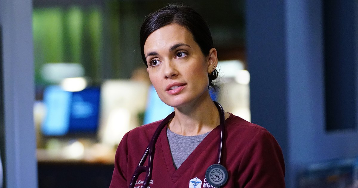 Torrey DeVitto Details 'Intense' New Protocols on 'Chicago Med' Set