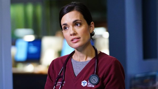 Torrey DeVitto Details Returning to Chicago Med Set With Intense New Protocols