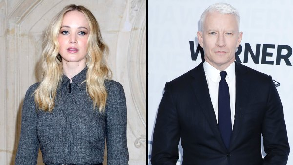 Why Jennifer Lawrence Confronted Anderson Cooper After Her 2013 Oscars Fall