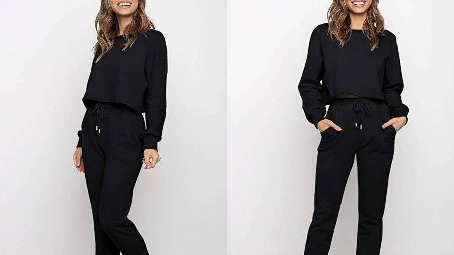 ZESICA-Women's-Long-Sleeve-Crop-Top-and-Pants-2-Piece-Jogger-Set