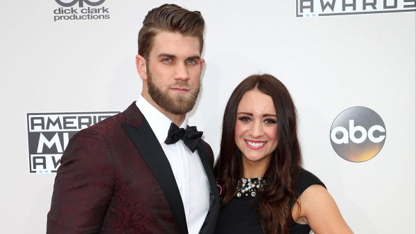 Bryce Harper and Kayla Harper Welcome 2nd Child