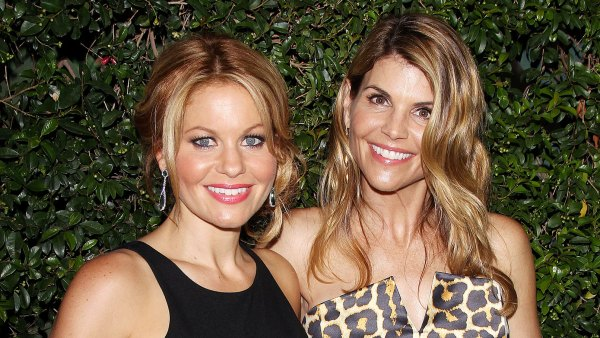 Candace Cameron Bure Opens Up About Special Gift From Lori Loughlin