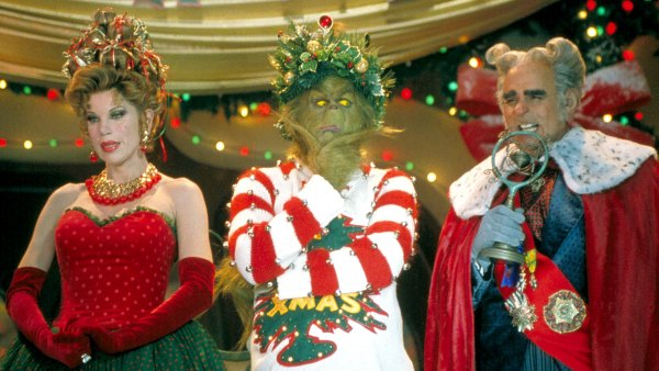 Celebrities You Forgot Starred How Grinch Stole Christmas
