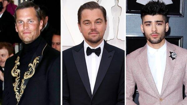 Celebs Who Love Models Tom Brady Leonardo DiCaprio Zayn Malik
