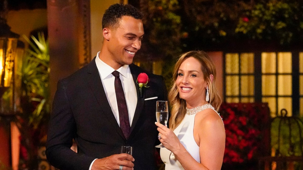 Dale Moss Gushes Over Clare Crawley After 'Bachelorette' Proposal
