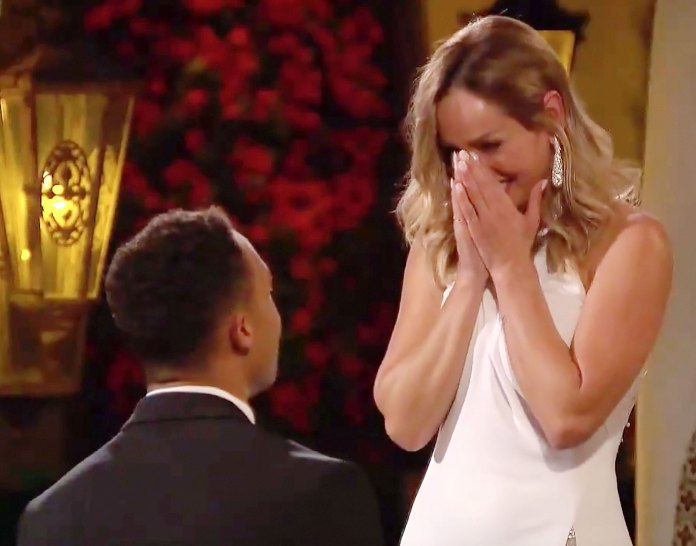 Clare Crawley Dale Moss Engaged The Bachelorette