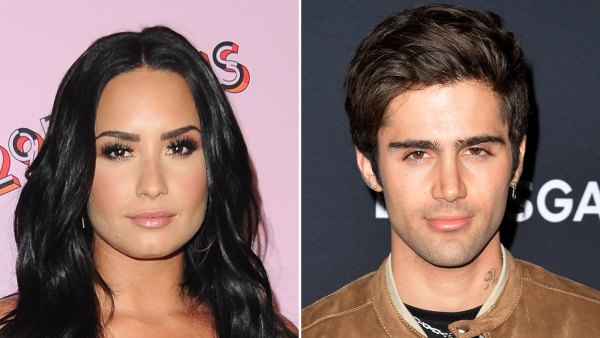 Demi Lovato's Ex-Fiance Max Ehrich Steps Out With New Woman, 2 Months After Split