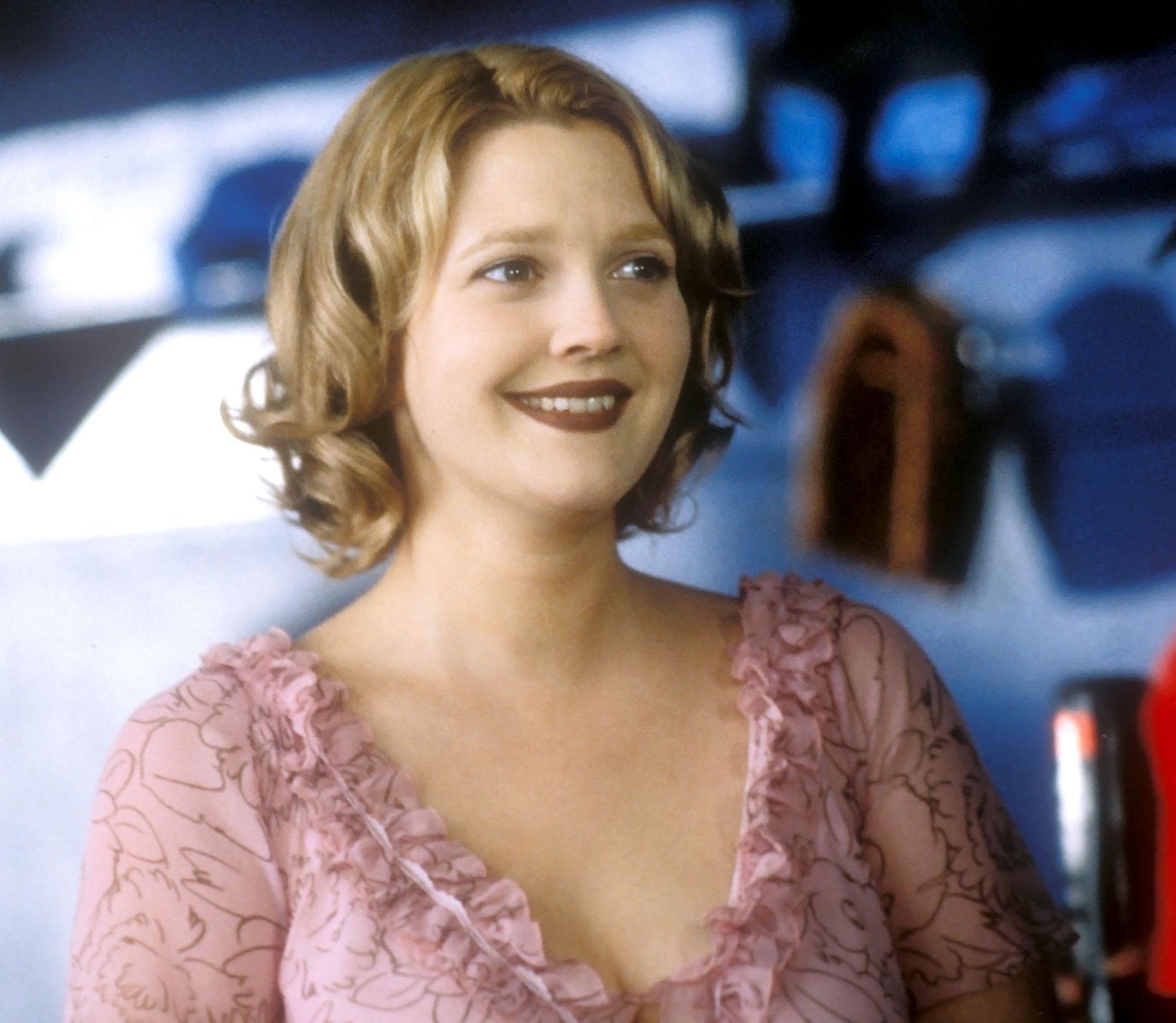 Drew Barrymore as Josie Grossie, More Stars Revisit Roles in Quarantine