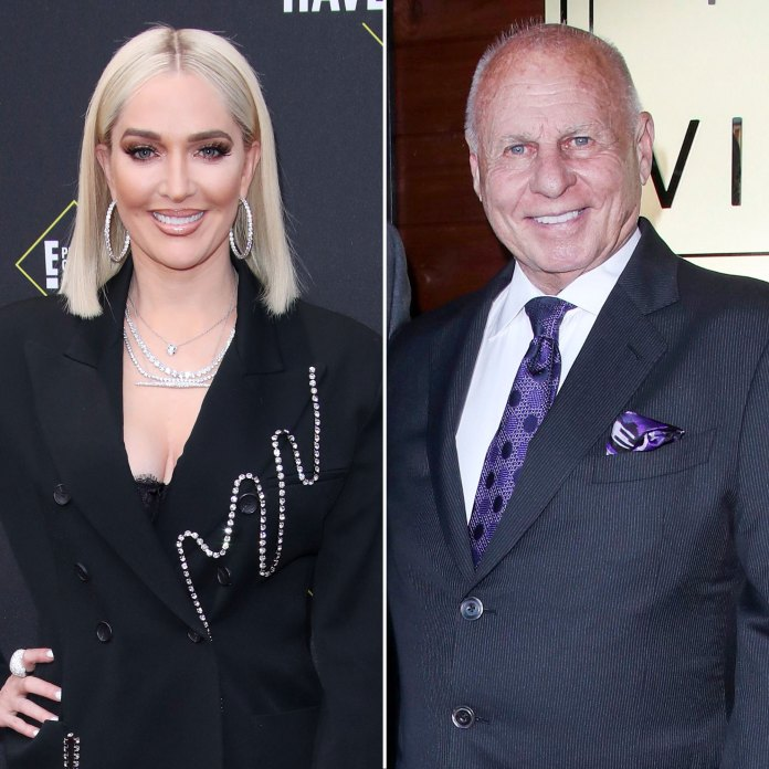 Erika Jayne and Tom Girardi Unconventional Marriage
