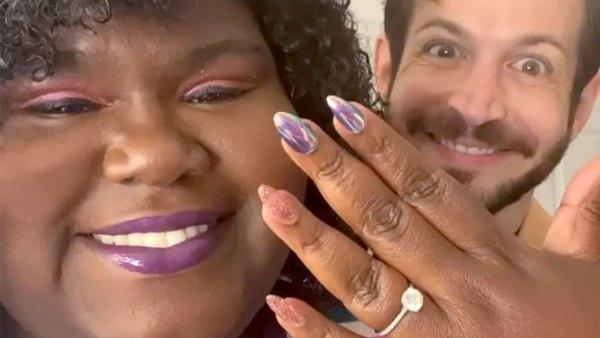 See Gabourey Sidibe's Gorgeous Engagement Ring
