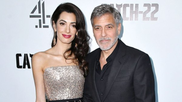 George Clooney Amal Clooney Took 20 Minutes to Accept His Marriage Proposal