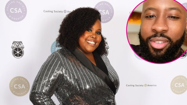 Glee Amber Riley Is Engaged to Desean Black