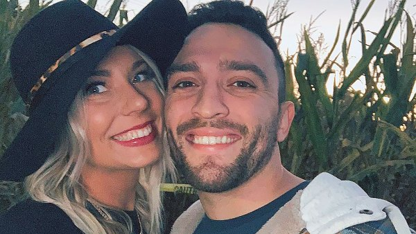 Love Is Blind's Mark Cuevas Is Engaged to Pregnant Girlfriend Aubrey Rainey: 'Forever Sounds Good'
