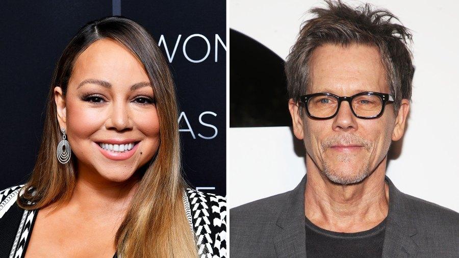 Mariah Carey Kevin Bacon