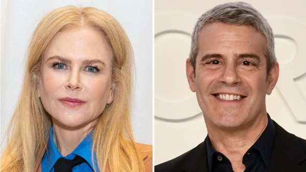 Nicole Kidman Jokes With Andy Cohen About Her 'Undoing' Character Grace Being a Real Housewife