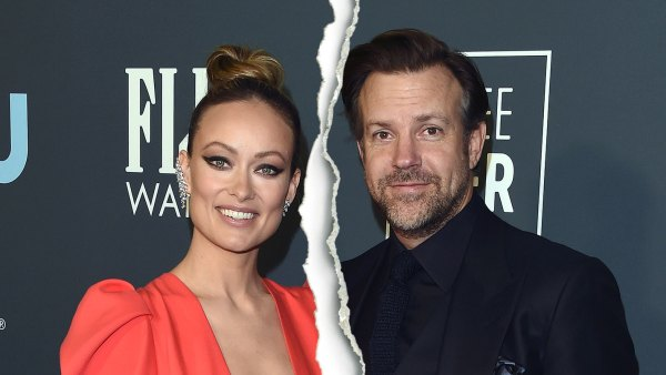 Olivia Wilde and Jason Sudeikis Split