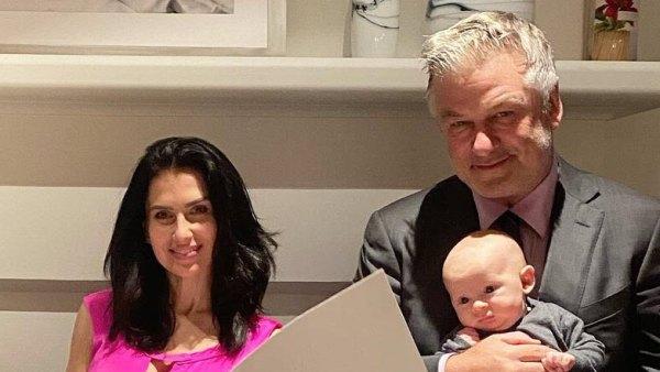 November 2020 Party Hilaria Alec Baldwin Family Album